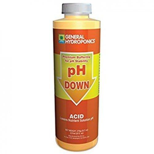 GH pH Down 1L-500×500