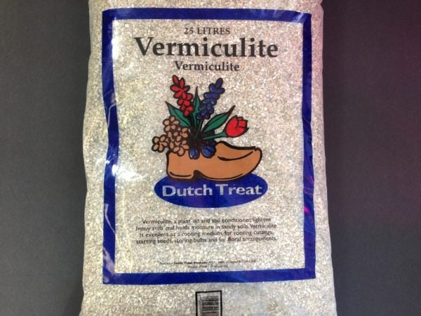 DUTCH TREAT VERMICULITE 25L