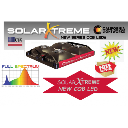 SolarXtreme 1000 COB LED Grow Light