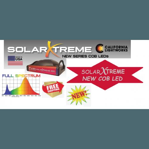 SolarXtreme 250 COB LED Grow Light
