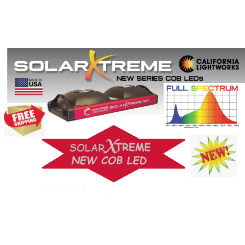 SolarXtreme 500 COB LED Grow Light