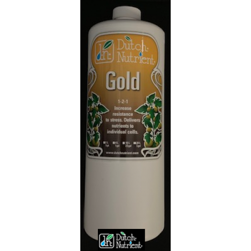 Dutch Nutrient Formula DNF GOLD 1-2-1 1L