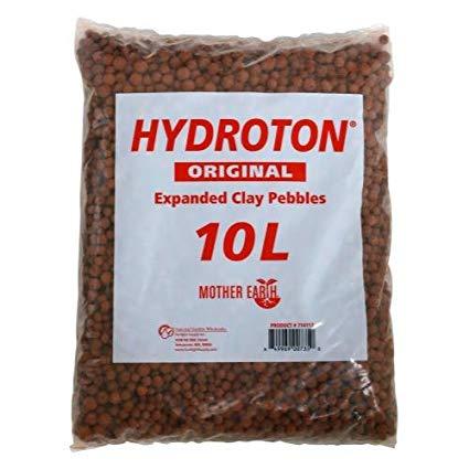 Hydroton 8-16MM 10L Bag CLAY PEBBLES