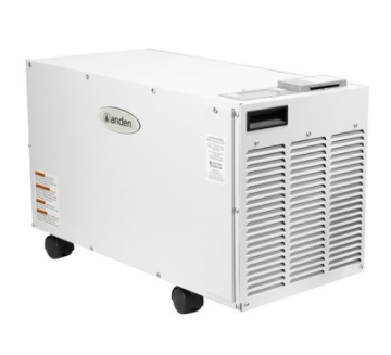 Anden Dehumidifier 95 Pints per Day W Caster Wheel